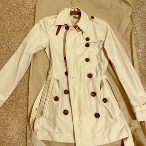 Burberry women trench coat